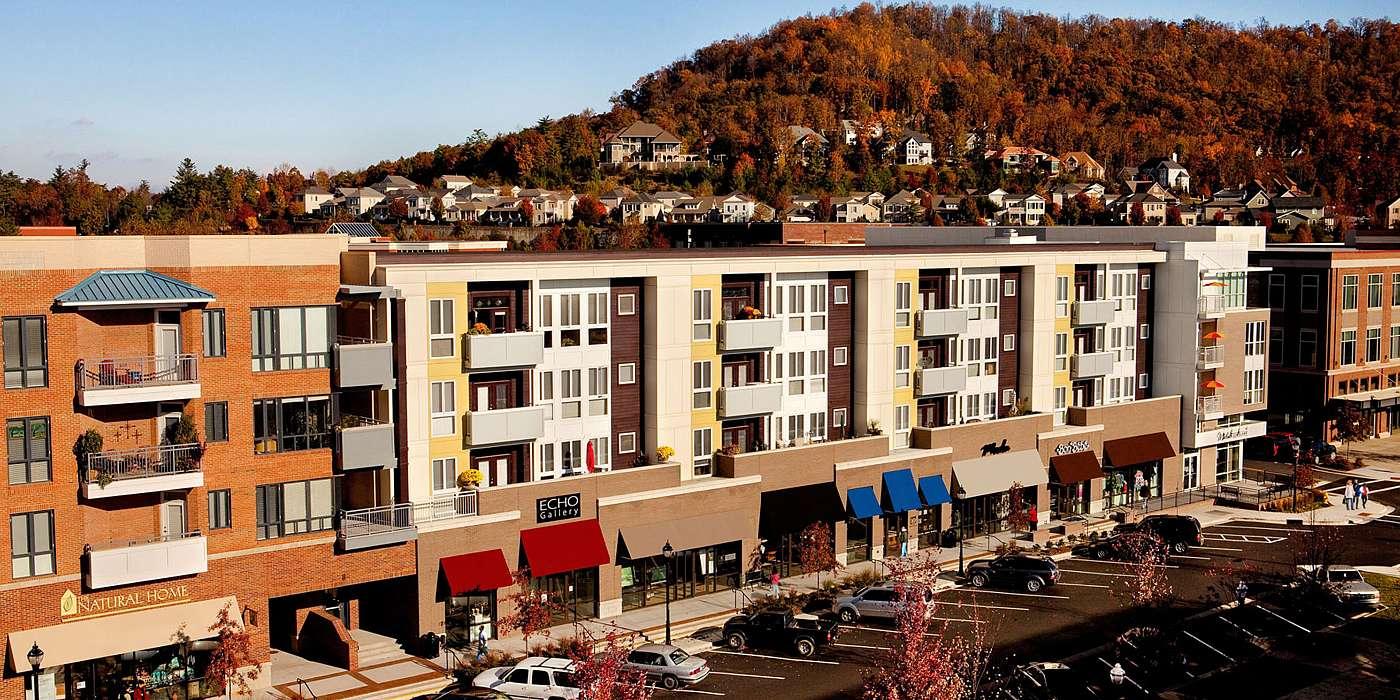Biltmore Park Apartments Asheville