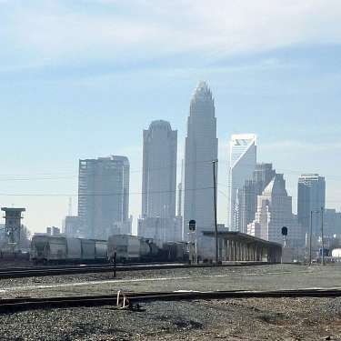 Charlotte's North End